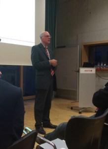 Dr. Norbert Lammert zur Digitalisierung der Gesellschaft