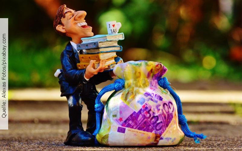 Steuererklärung, Quelle: Alexas Fotos/pixabay.com