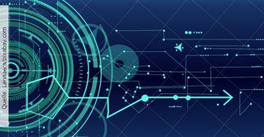 Digitalisierung, Strukturwandel, Quelle: Lenaaera/pixabay.com