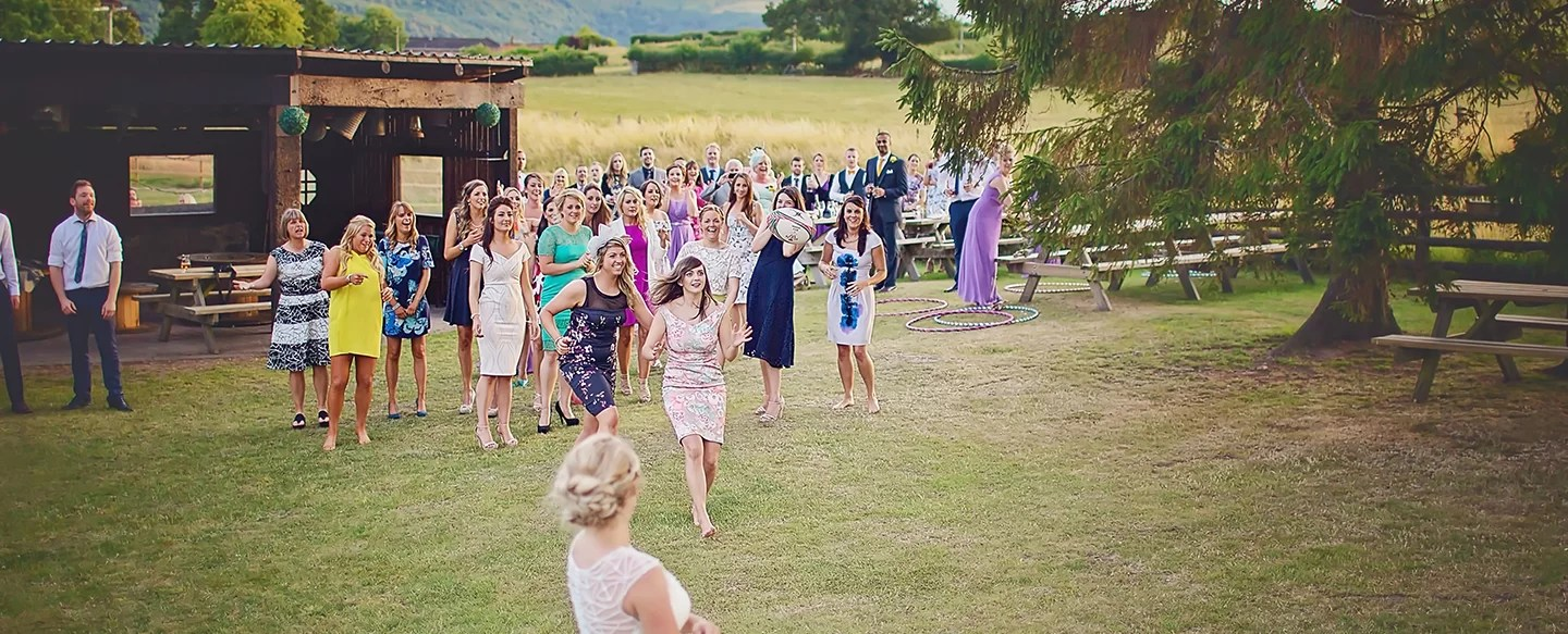 Some Fun & Memorable Ideas For Wedding Guests