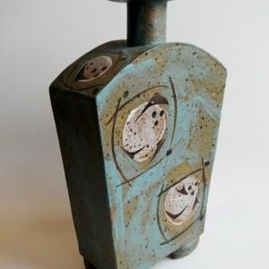 Varie Freyne blue japanese vase.2jpg