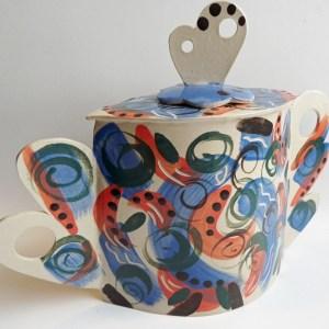 Varie Freyne red and blue jug.jpg4
