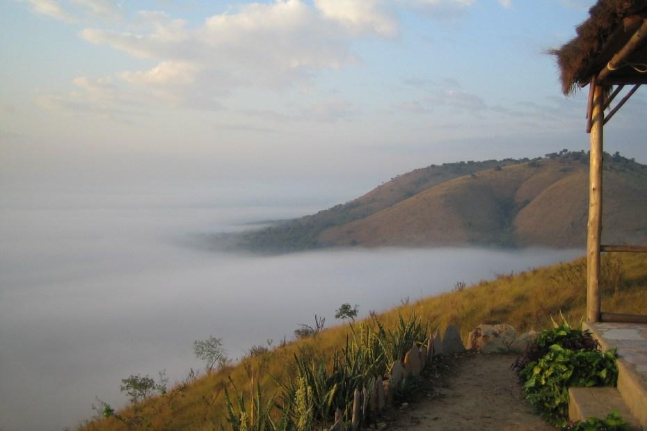 Zon mist Mburo