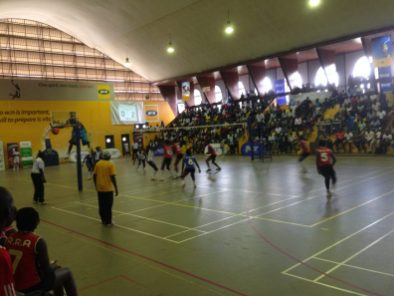 Tournament in the MTN Arena