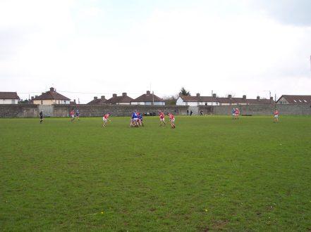 Local hurling games