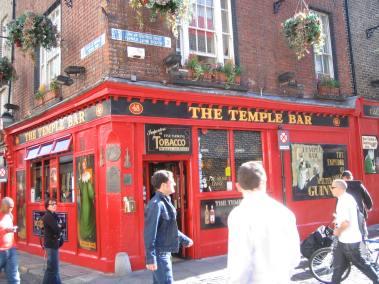 Most famous pub in Dublin
