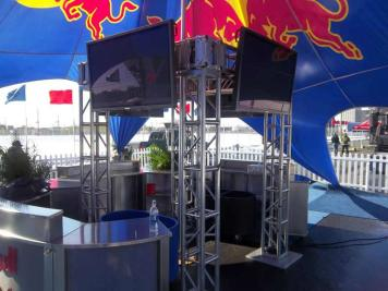 Corporate-Event-Video-screen-rental-on-truss