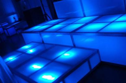 LED-cubes-Blue