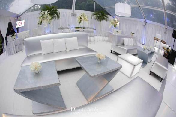 Silver-Z-Shaped-Tables-Furniture-Rental
