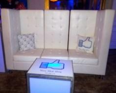 facebook style pillow