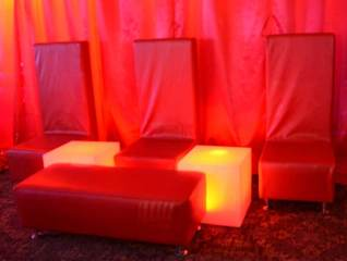 Remis-bat-mitzvah-with-red-lounge-furniture-red-drapes-and-illuminated-cubes