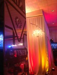 Gatsby-Event-Production-with-Mirrored-Columns-and-Logo