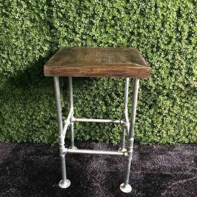 Country-chic-rustic-table