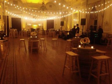 Rustic-event-decor