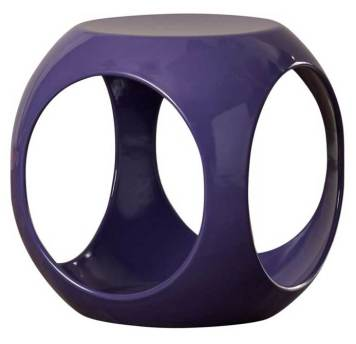Modern-table-purple