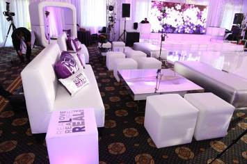 Mirrored-tables-white-lounge-furniture-custom-pillows-and-cubes