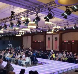 LED-stage-decks-with-chairs-for-fashion-runway