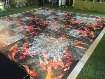 Koi-pond-portable-dance-floor