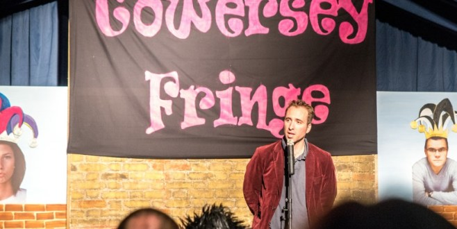 An evening of fantastic comedy from 7.00 pm (SOLD OUT!)