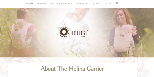 helina-carrier