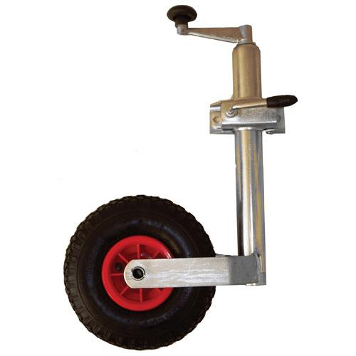 48mm Pneumatic Jockey Wheel