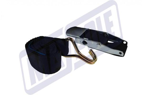 750Kg Ratchet Strap & Hooks