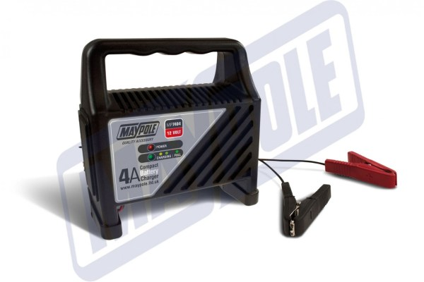 12v 4A Battery Charger