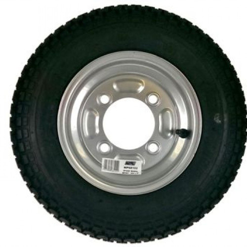 Trailer Wheel & Tyre