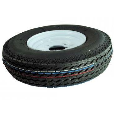 400x8 Wheel & Tyre