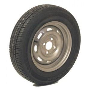 145X13 Wheel & Tyre