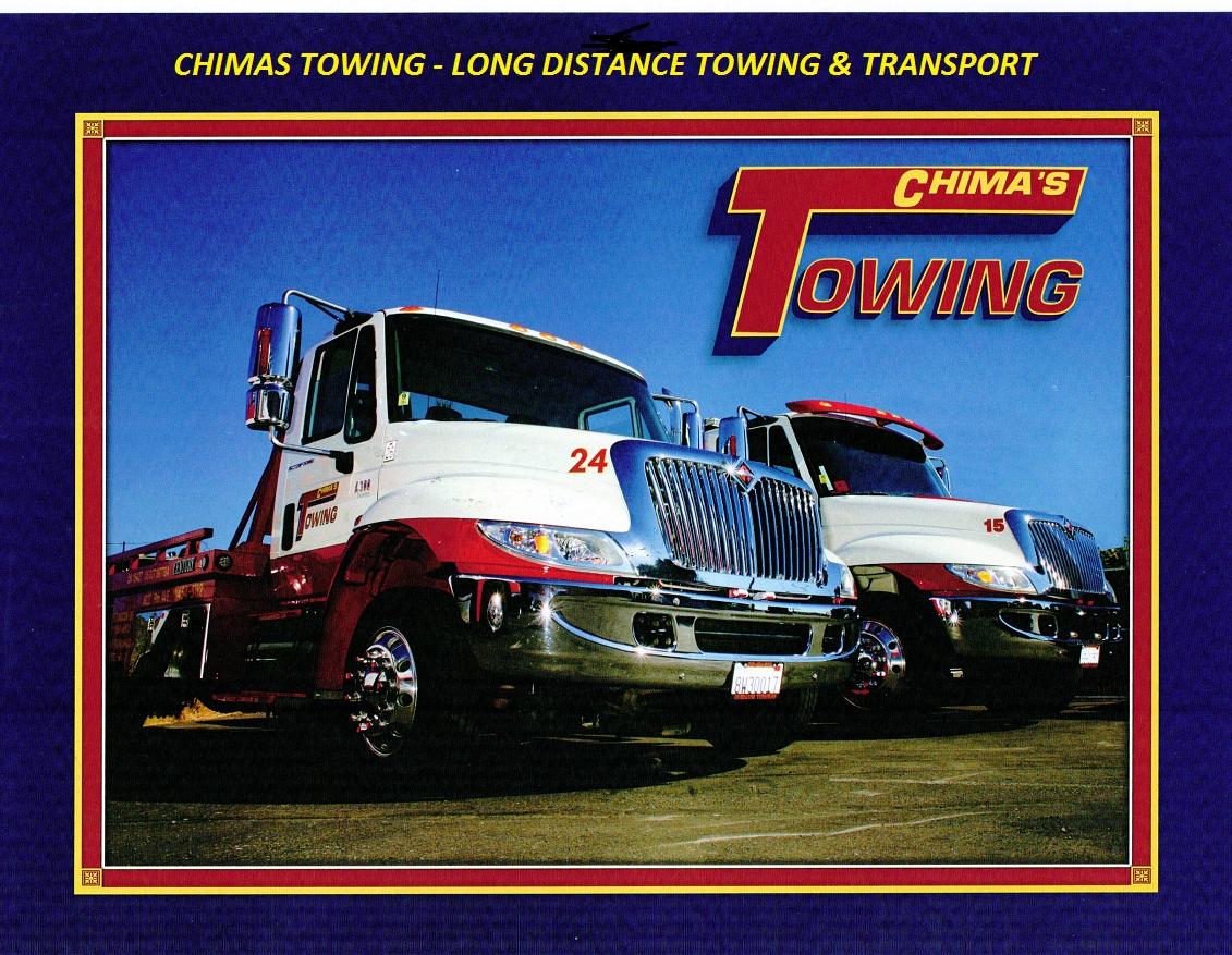 Sacramento Heavy Duty Tow Trucks