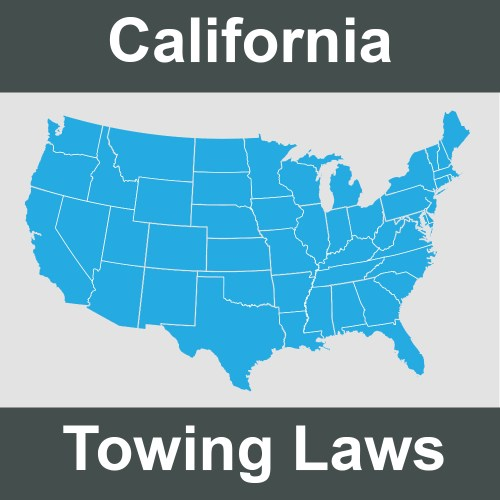 California Towing Laws