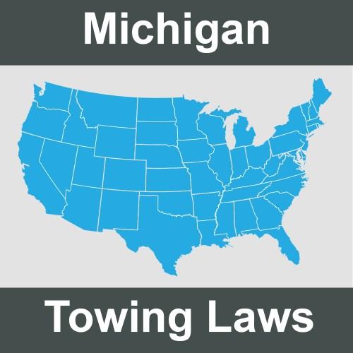 Michigan Towing Laws