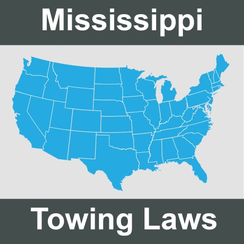 Mississippi Towing Laws