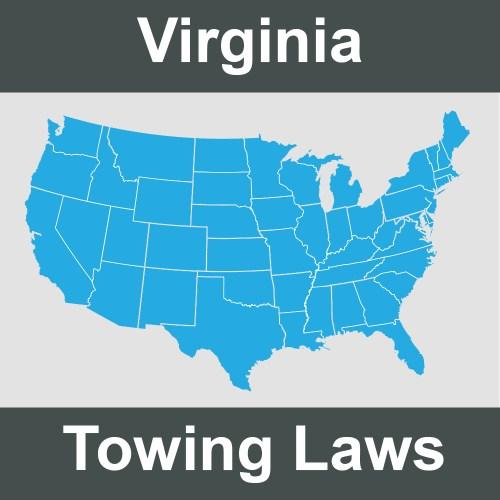 Virginia Towing Laws