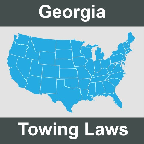 Georgia Towing Laws