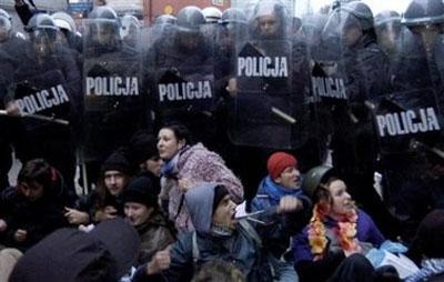 Polishprotest