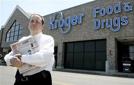 Kroger gay lesbian paper