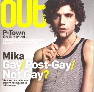 Mika interview sexuality