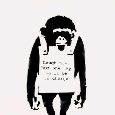 Laughnow_banksy