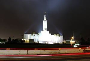 Mormontemple