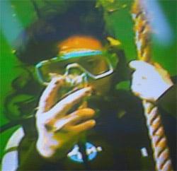 Underwatertweet