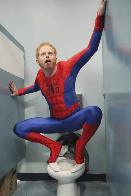 Ferguson-spiderman