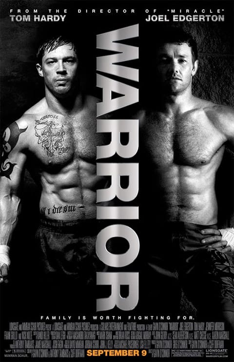 Warriorposter