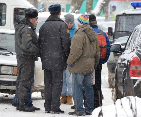Police_activists