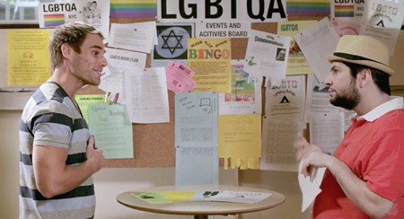 Gayby-center