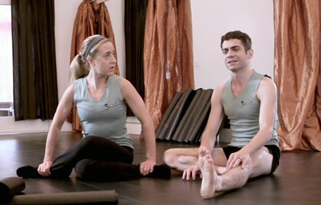 Gayby-yoga