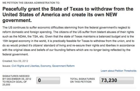 Texassecession