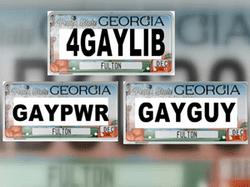 GayPlates
