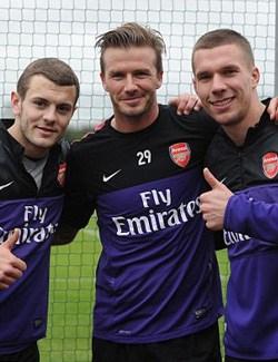 Arsenal_beckham